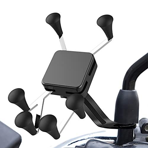 Aocase El Soporte de teléfono móvil de la Motocicleta, Puede admitir GPS,...