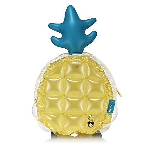 trendaffe Aufblasbare Ananas Rucksack - Aufblas-Ananas