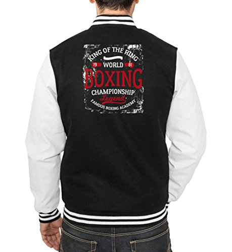 Certified Freak King of The Ring College Vest Black XL
