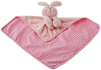 Perfect as a soothing toy for puppies and toy dogs cuddly plush blanket with a cutesy character head Squeaker