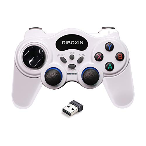 PC Controller Wireless Controller USB Gaming Controller for PC with...