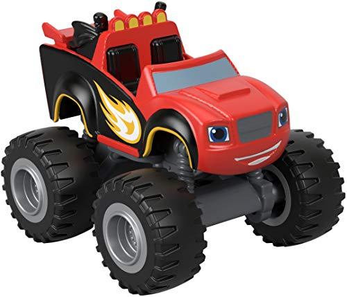 Fisher-Price Nickelodeon Blaze & The Monster Machines Ninja Blaze Toy Red
