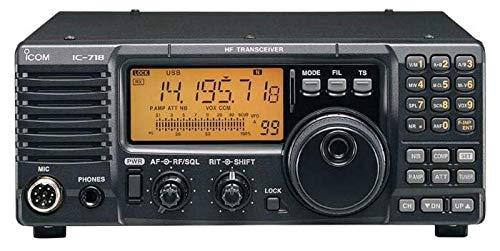 ICOM IC-718 Emisora HF 0.5-30 MHz 100W