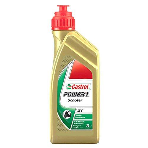 Castrol oil 2T 1L Tsy Power1 Sco Mq 7141625 F, Aprilia Amico 50 GL Carbon 1L