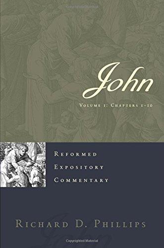 Image of John: 2 Volume Set (Reformed Expository Commentary)