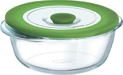Pyrex 912206 cook and store plus, Durchmesser 15 cm