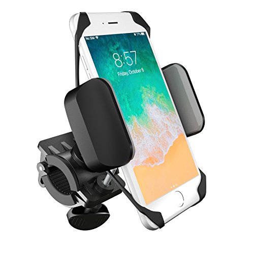 boldR Soporte de Celular para Bicicleta, Motocicleta y Carreola. Base de Celular Universal para Cualquier…