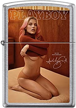 Zippo Playboy November 2016 Cover Windproof Lighter