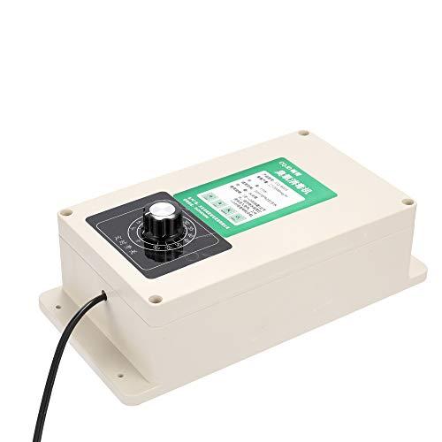 Generador de ozono para el hogar, Multifuncional Purificador de Aire de Agua en el hogar 2000 MG Una Hora portátil Desinfección por ozono Esterilización por ozonización