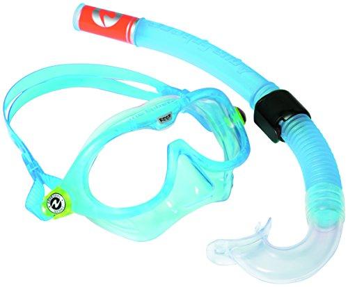 Aqua Lung Tauchmaske Schnorchel-Set Blau Aqua Einheitsgröße