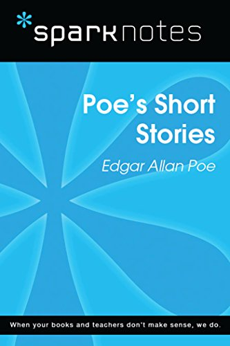 Poe's Short Stories (SparkNotes Literature Guide) (SparkNotes Literature Guide Series) (English Edition)