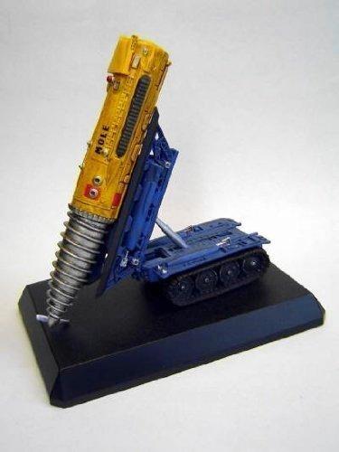 Konami SF Movie sélection Thunderbirds 07 Jet Mole Seul Article