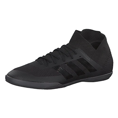 Adidas Nemeziz Tango 18.3 In, Zapatillas De Fútbol Sala Hombre, Negro (Negbás/Negbás/Gricin 000),...