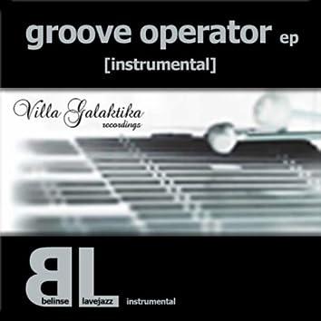 Groove Operator EP [instrumental]