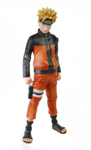 Banpresto Naruto Shippuden Master Stars Piece 9.8' Naruto Uzumaki Figure