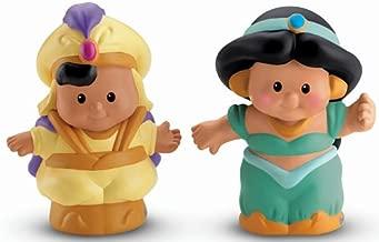 Fisher-Price Little People Disney's Aladdin and Jasmine