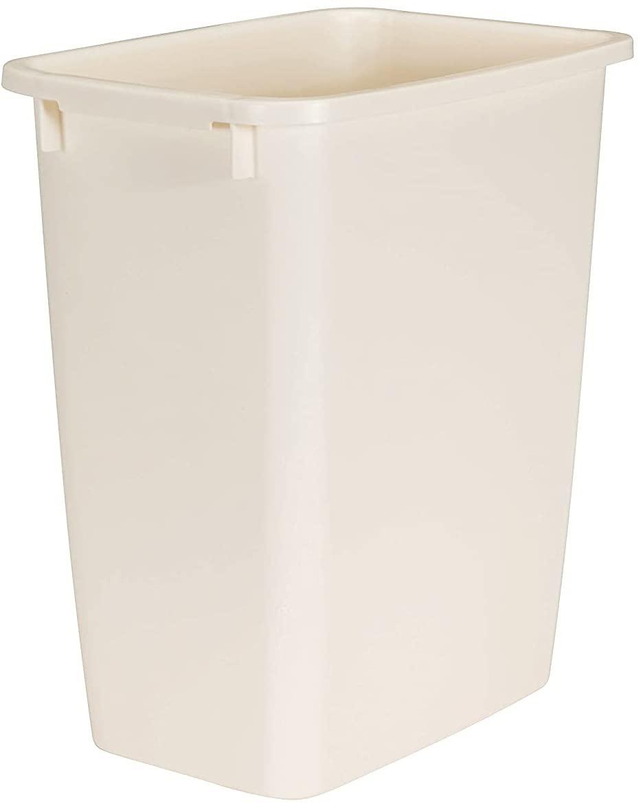 Rubbermaid Small Kitchen Bathroom Sale price Trash Under Ba Waste Sink Can Dedication