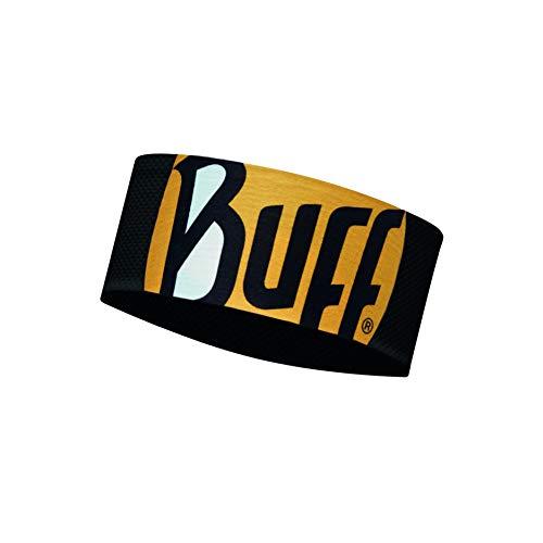 Buff Ultimate Logo Cinta de Cabeza Fastwick, Unisex Adulto, Black, Talla única