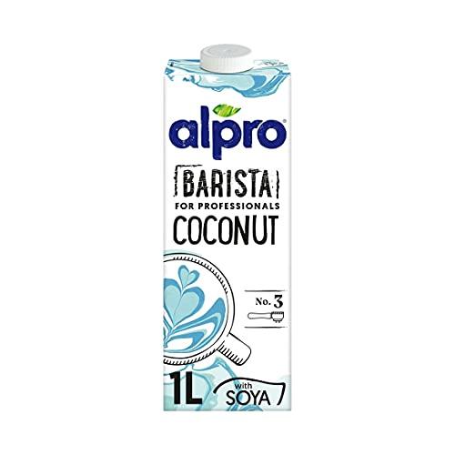 Alpro Alternativa de leche de coco para profesionales Cartones 12x1ltr