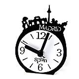 FORJASPORT Reloj DE SOBREMESA Mod. Sky Madrid