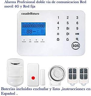 Amazon.es: alarma gsm
