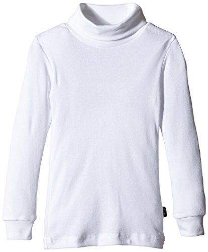 Trigema Jungen 385010 Funktionsunterwäsche, Weiß (Weiss 001), 140