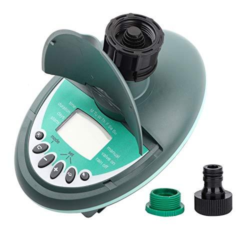 Temporizador automático de agua, rosca macho hembra, controlador de riego inteligente temporizador de agua automático
