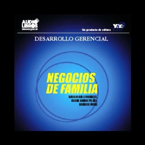 Negocios de Familia [Family Business] cover art