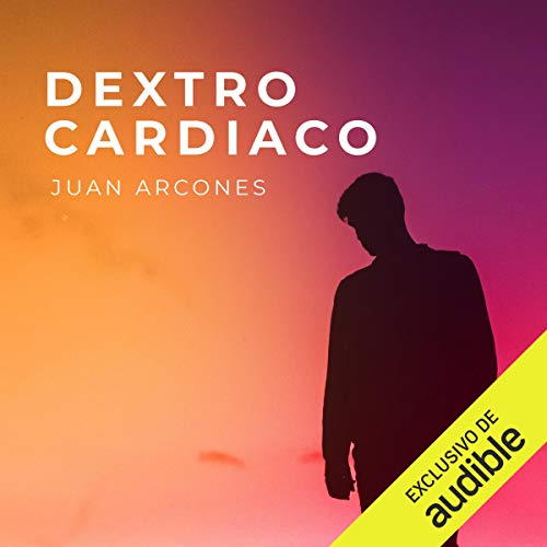 Diseño de la portada del título Dextrocardiaco
