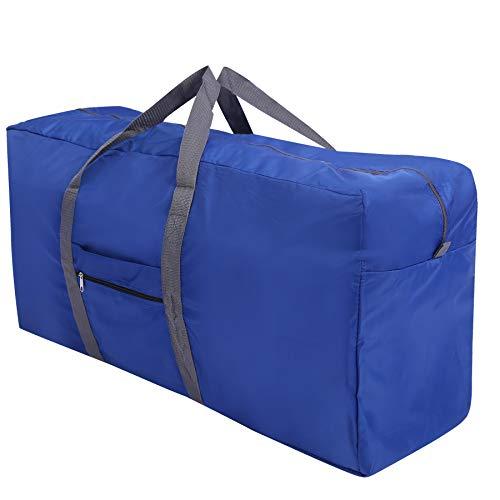 REDCAMP Large Duffle Bag 100L Blue