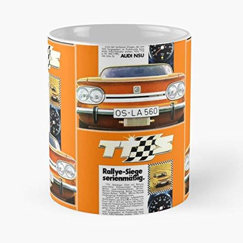 5TheWay Tts Mug Prinz TT NSU Tazza da caffè 11 oz miglior Regalo