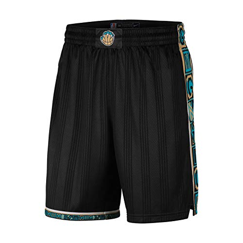 LXLX Jackson Basketball Jersey para Hombre, Grizzlies # 20, Camiseta sin Mangas de Baloncesto Transpirable Transpirable (S-XXL) Shorts-M