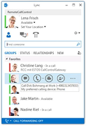 CALLCONTROLGATEWAY 4.0 D PBX-based Telephony Services f / Microsoft Lync / Office Communications Server, 25 Users