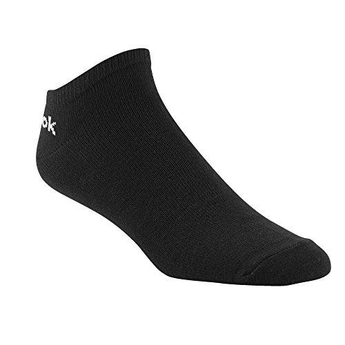 Reebok Sport Essentials Crew Socks 3er-Pack, schwarz, 12-14