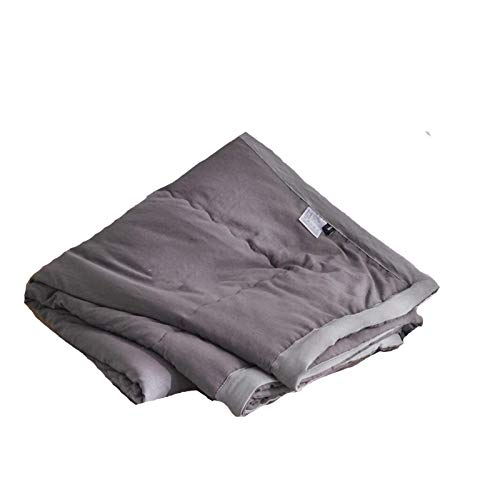 HFXY Washable Duvet Soft Lightweight Microfiber 1.5 Tog Single/Double Quilt ( Size : King 1019
