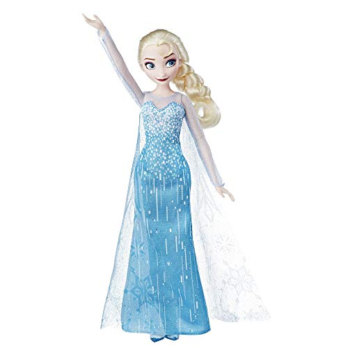 Disney Frozen - Elsa bambola fashion doll