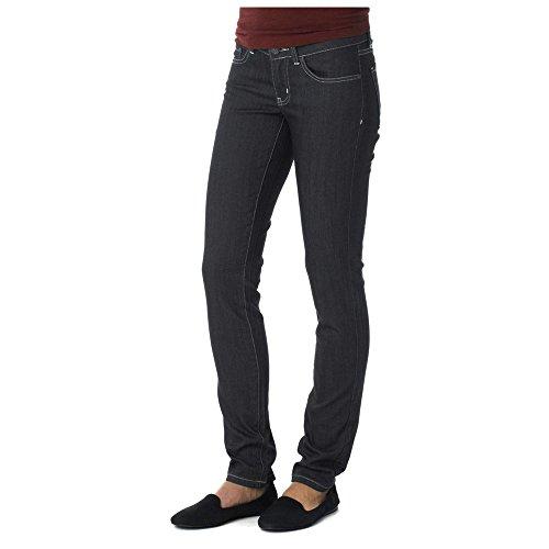 prAna Women's Standard Kara Jean, Denim Blue, 10