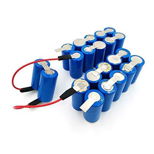 C 5000mAh para Pellenc 26.4V Paquete de baterías 2000 2606335 Cortasetos confort