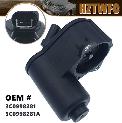 HZTWFC Servomoteur de frein à main d'étrier arrière 12-TORX OEM # 3C0998281 3C0998281A pour VW PASSAT B6 B7 CC Tiguan