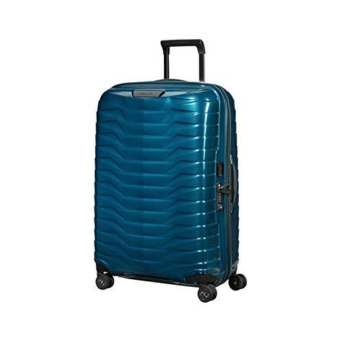 Samsonite Proxis CW6002-Petrol Blue - Maleta rígida de 69 cm con 4 ruedas medianas