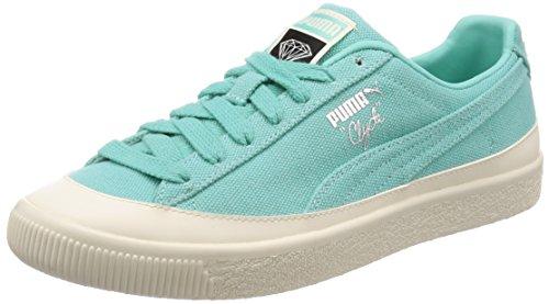 Puma Clyde Diamond Schuhe Blue/Blue