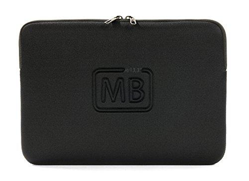 Tucano Elements Second Skin Neopren Hülle (für MacBook Air 13) schwarz