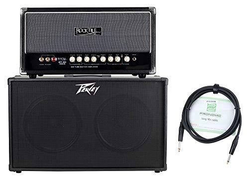 Peavey 212 Extension Gitarrenbox Set inkl. 30 Watt Vollröhren-Topteil & Lautsprecherkabel