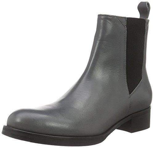 Liebeskind Berlin Damen LS0119 vacche Chelsea Boots, Grau (crane grey 9512), 39 EU