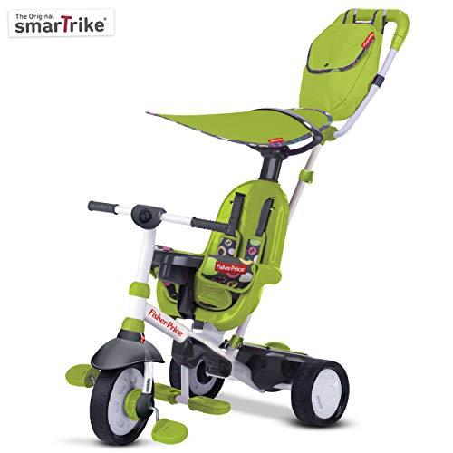 Fisher-Price - Fp3200033 - Tricycle - Charisma - 4 en 1 - Vert