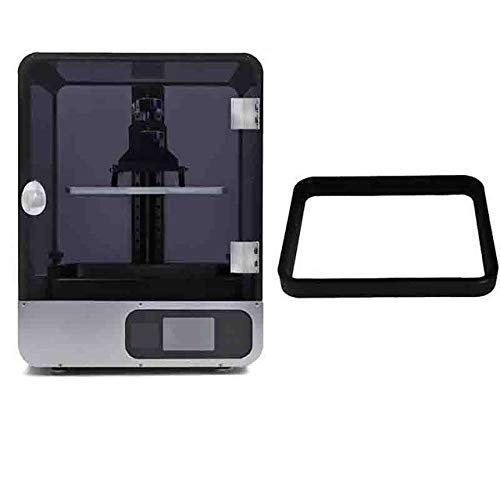 3D Printers 8.9inch LCD 2K laser 3d Printer Resin SLA Light-Cure 192 * 120 * 200MM diy kit printing mask shipping from UK (Color : Printer add vat)