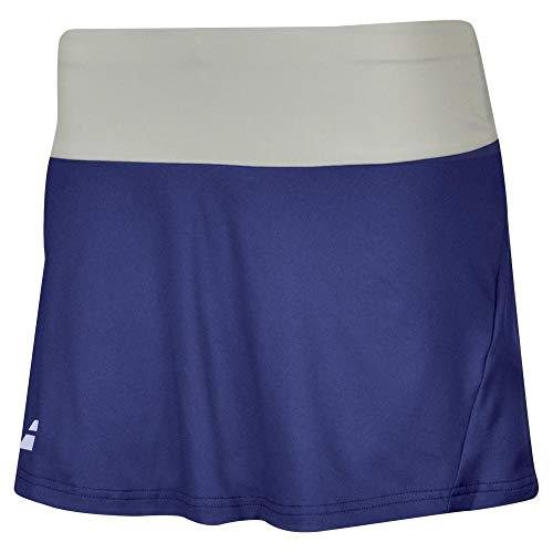 Babolat Core Skirt Women Falda, Mujer, Estate Blue, XS
