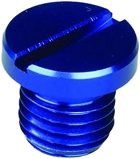 ポッシュ(POSH) ミラーホールカバーキャップ M10 逆ネジ ブルー (1個入) 000807-01