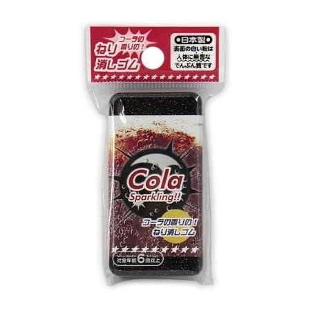 Sparkling Scented Cola Kneaded Eraser Japan Import