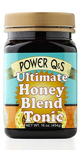 Natural honey Q&S blend of 20 H…